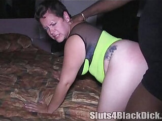 Cant Take No Dick BBC Training