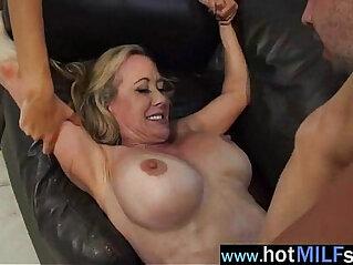 Hot Big Tits Milf brandi janice Ride Long Hard black Dick On Tape