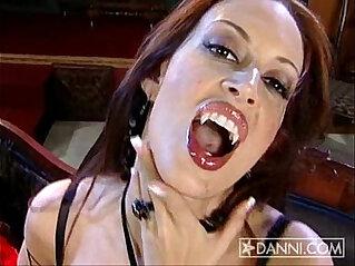 teasing: vampire striptease