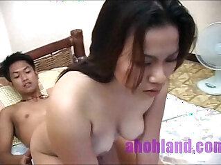 Manila Exposed Raven TAG hardcore couple hotel room making love licking boobs blowjob creampie rid