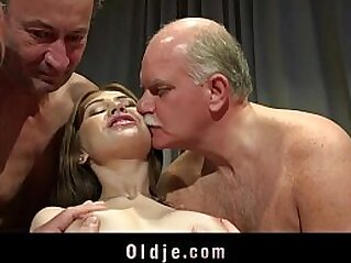cunnilingus  ,  doggy  ,  doggy fuck  ,  fingering  ,  grandpa   chinese porn