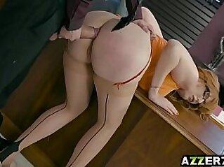 giant titties  ,  hardcore  ,  office  ,  POV  ,  redhead   chinese porn